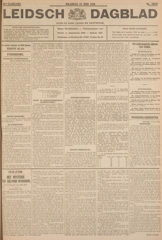 Leidsch Dagblad 1928-06-11