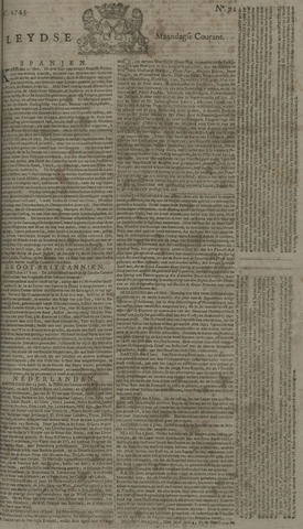 Leydse Courant 1743-06-17