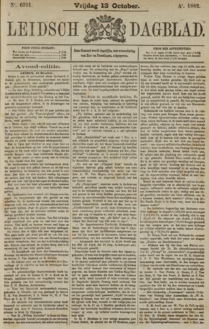Leidsch Dagblad 1882-10-13