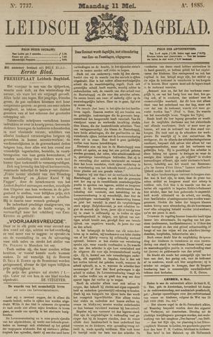 Leidsch Dagblad 1885-05-11