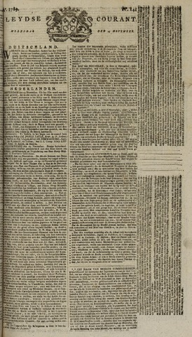 Leydse Courant 1789-11-25