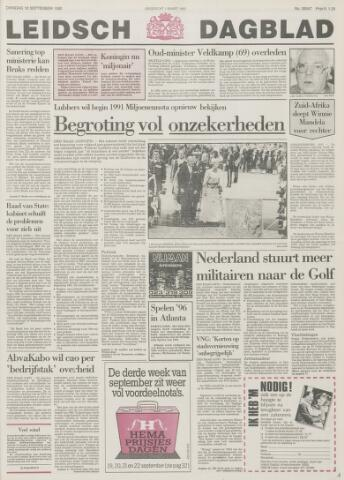 Leidsch Dagblad 1990-09-18