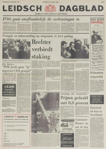 Leidsch Dagblad 1977-02-05