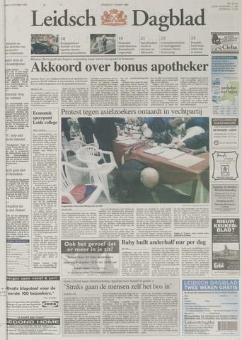 Leidsch Dagblad 1999-10-08