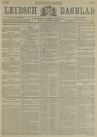 Leidsch Dagblad 1911-08-17