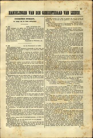 Handelingen van de Raad 1871-09-29