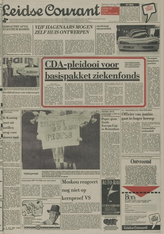 Leidse Courant 1987-02-04