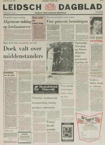 Leidsch Dagblad 1980-06-03