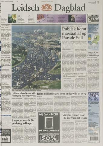 Leidsch Dagblad 2000-08-24
