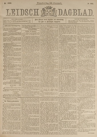Leidsch Dagblad 1902-01-23
