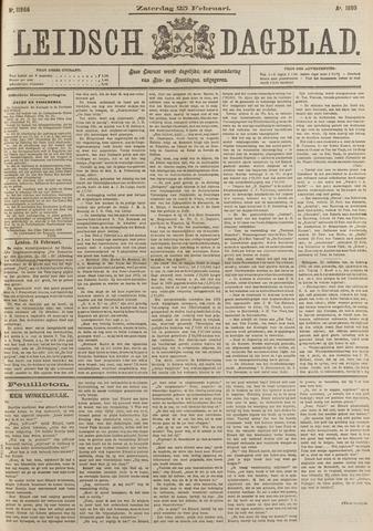 Leidsch Dagblad 1899-02-25