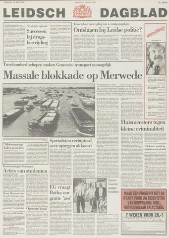 Leidsch Dagblad 1988-06-14