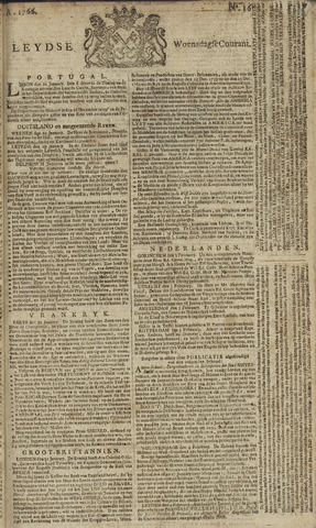 Leydse Courant 1766-02-05