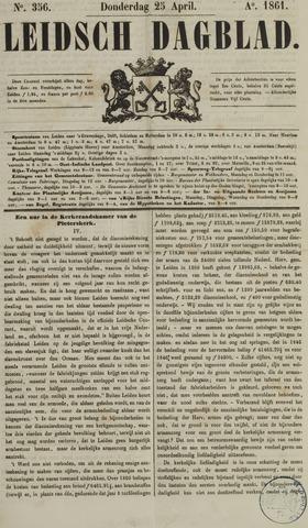 Leidsch Dagblad 1861-04-25