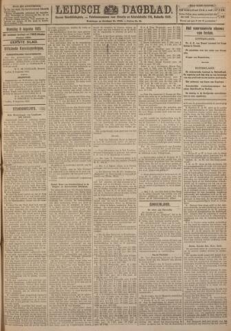Leidsch Dagblad 1923-08-08