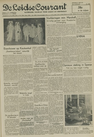 Leidse Courant 1951-05-09