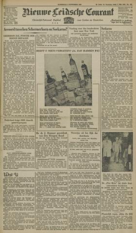 Nieuwe Leidsche Courant 1946-11-09