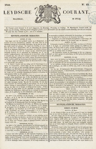 Leydse Courant 1844-07-29