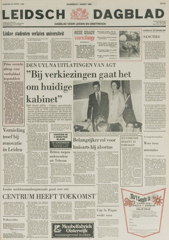 Leidsch Dagblad 1980-04-22