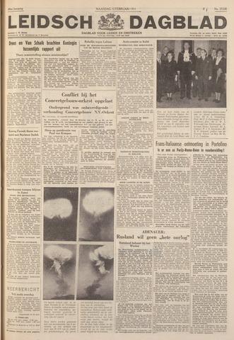 Leidsch Dagblad 1951-02-12