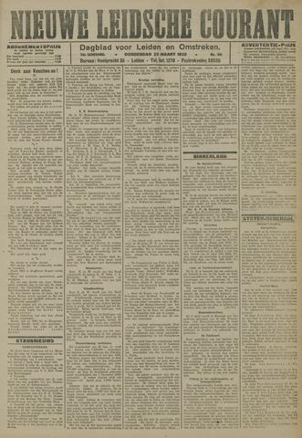 Nieuwe Leidsche Courant 1923-03-22