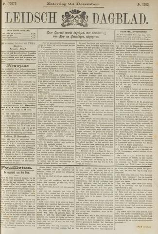 Leidsch Dagblad 1892-12-24