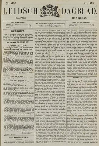 Leidsch Dagblad 1873-08-23