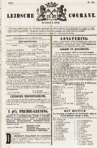 Leydse Courant 1871-04-03