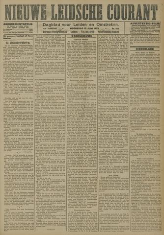 Nieuwe Leidsche Courant 1923-06-13