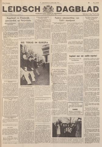 Leidsch Dagblad 1951-01-08