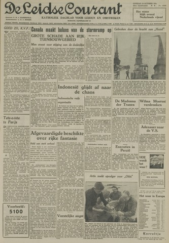 Leidse Courant 1954-10-19