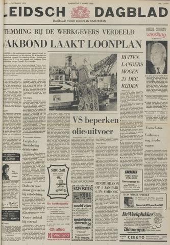 Leidsch Dagblad 1973-12-14