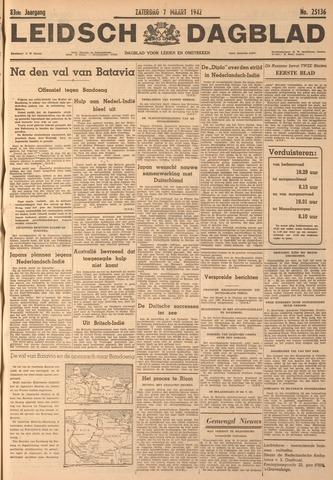 Leidsch Dagblad 1942-03-07