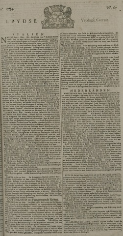 Leydse Courant 1734-06-04