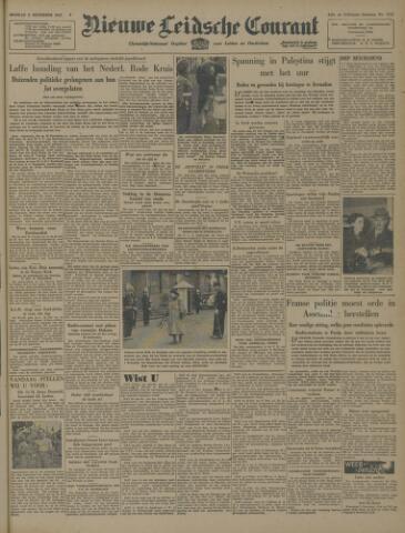 Nieuwe Leidsche Courant 1947-12-02