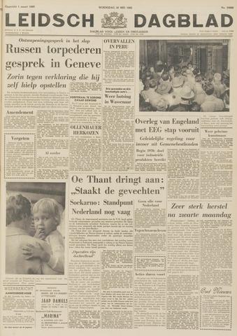 Leidsch Dagblad 1962-05-30