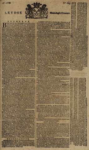 Leydse Courant 1779-10-18