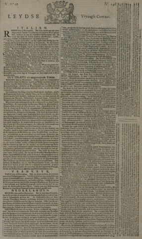Leydse Courant 1749-12-05