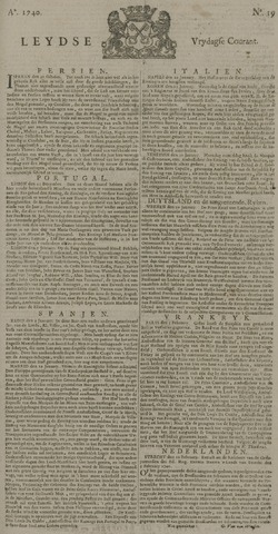Leydse Courant 1740-02-12