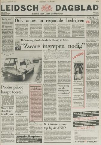 Leidsch Dagblad 1982-02-12