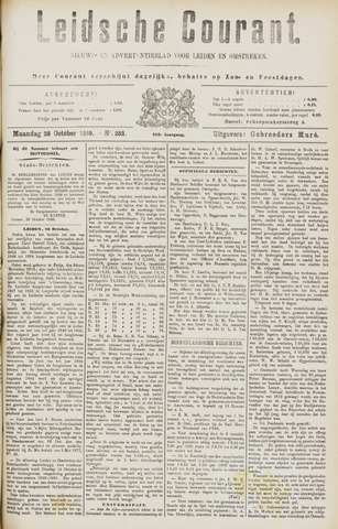 Leydse Courant 1889-10-28