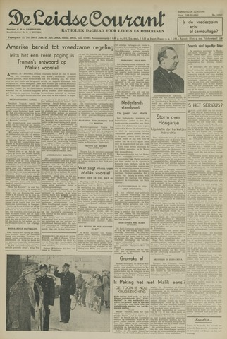 Leidse Courant 1951-06-26