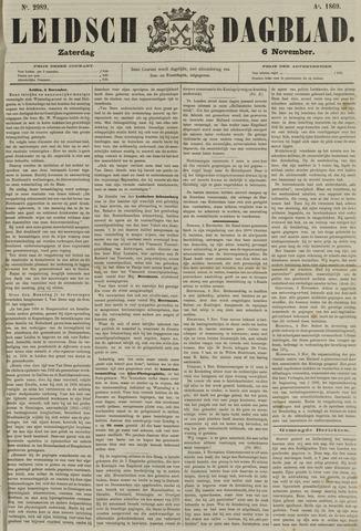 Leidsch Dagblad 1869-11-06