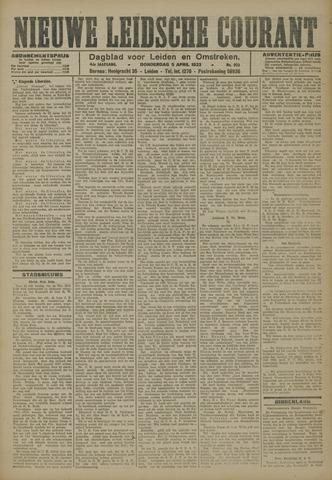 Nieuwe Leidsche Courant 1923-04-05