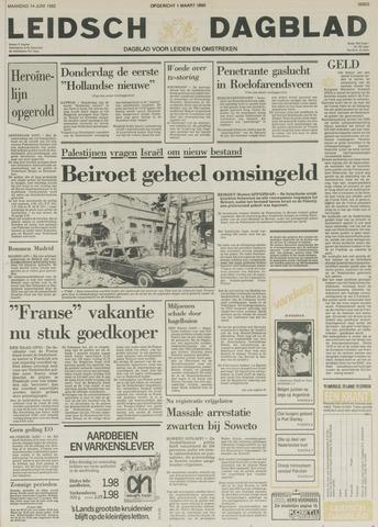 Leidsch Dagblad 1982-06-14