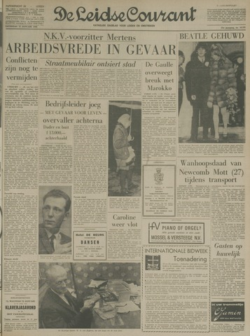 Leidse Courant 1966-01-22