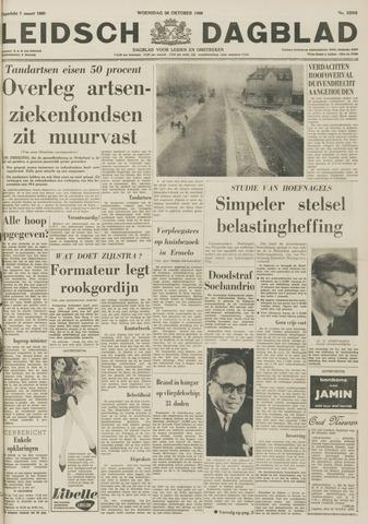 Leidsch Dagblad 1966-10-26