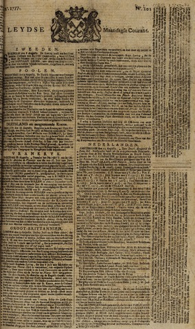Leydse Courant 1777-08-25