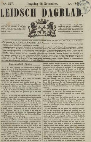 Leidsch Dagblad 1861-11-12