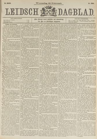 Leidsch Dagblad 1894-02-21